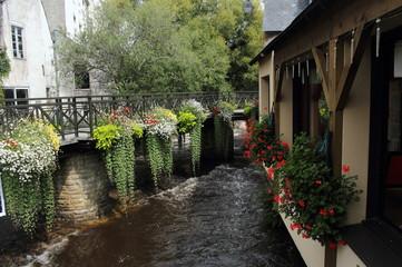 Pont-Aven  la cité des peintres