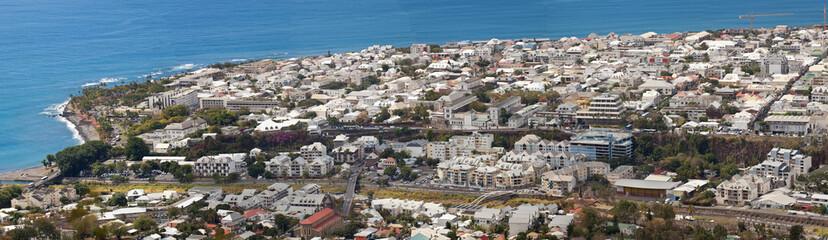 saint-Denis, capitale de la région-département Réunion
