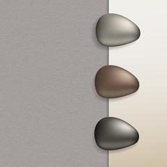 Zen paper texture Background