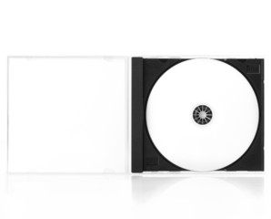 CD Case Open