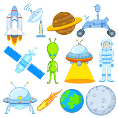 Science and Space icon