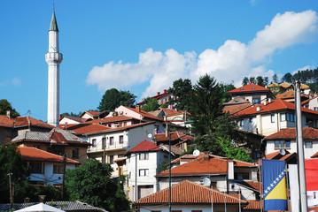 Buildings in Sarajevo