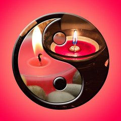 lumière de yin yang