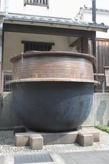 醸造用大釜