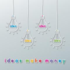 idea currency bulbs