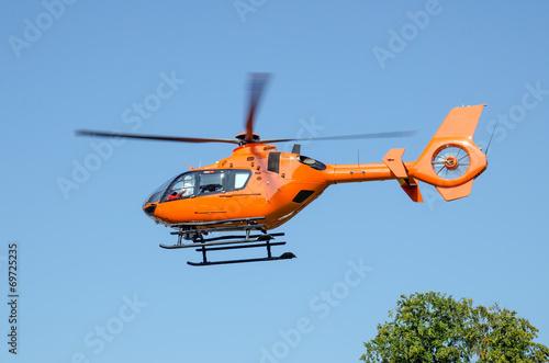 Papiers peints Hélicoptère Rettungshubschrauber