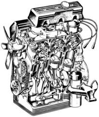 Motore 1957