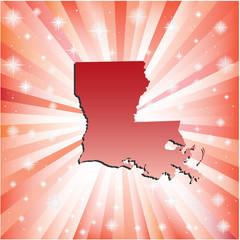Red Louisiana.