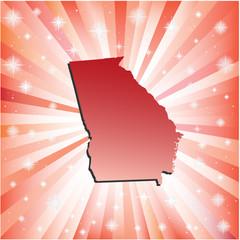 Red Georgia
