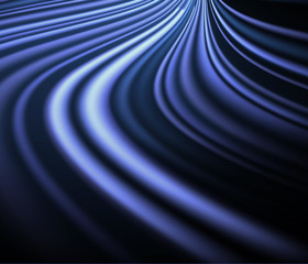 abstract blue background wave