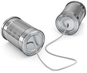 Büchsentelefon Version 3.