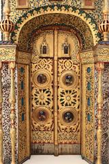 Doorway of a church