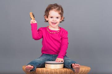 musikinstrumente kleinkind