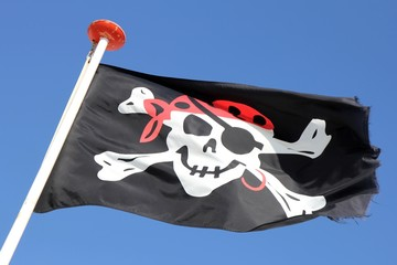 Piratenflagge01