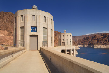 Hoover Dam - Nevada Time