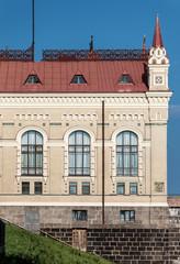 Building of a former grain stock exchange in Rybinsk
