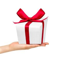 jemandem ein Geschenk machen