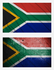 flags of South Africa