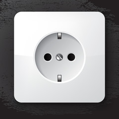 Europe power socket
