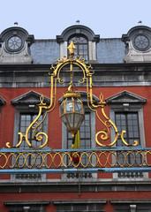 Rathaus von Lüttich