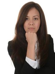Tough Business Woman