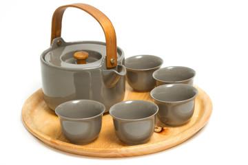 Chinese tea ceremony set