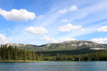 Chadburn Lake, Whitehorse, Yukon, Canada