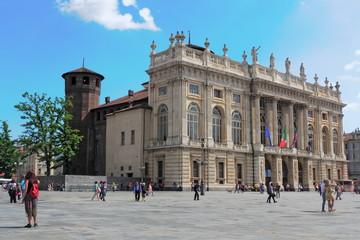 Turin Palazzo Madama