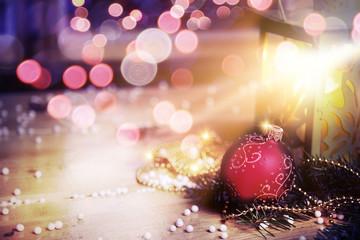 Christmas magic moments