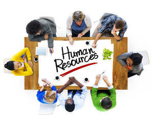 People Discussing About Human Resources
