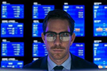 Serious financial broker