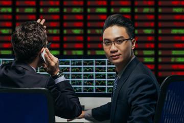 Financial brokers