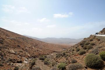 Vega de Río Palmas, Parc naturel de Betancuria à Fuerteventura