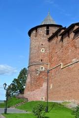 North tower.The Kremlin,Nizhny Novgorod