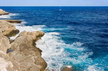 Mediterranean Sea. Mallorca,Spain