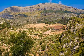 Serra de Tramuntana - Mountains Range on Mallorca