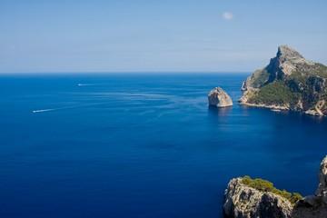 Formentor Landscape, Mallorca, Balearic island, Spain