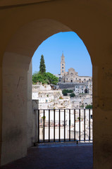 Matera Cathedral - Basilicata - Italy