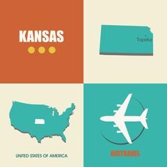 Kansas flat