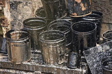 oil petroleum barrel drum