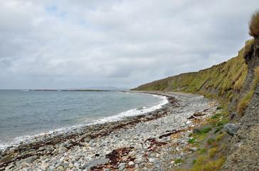 irische Küstenlandschaft