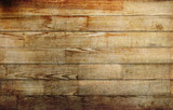 Wood grunge texture background, planed and glued boards poster