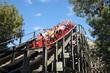Leinwanddruck Bild - parque de atracciones ocio 0451-f14