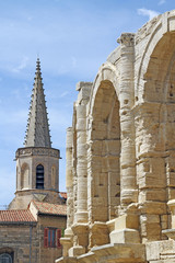 Clocher d'Arles