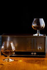 Brandy con radio
