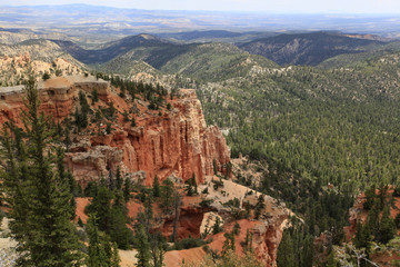fairview point, Bryce Canyon