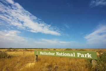 Nullarbor National Park