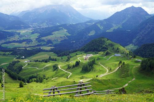 Stubaier Alpen, Tirol, Österreich © U. Gernhoefer