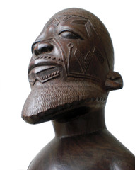 East African Ebony Sculpture