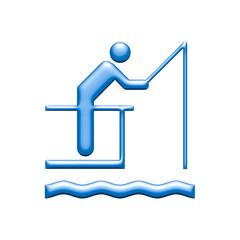 Simbolo pescatore